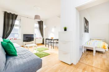 MG05 Maisonette Apartment M�nchengladbach#